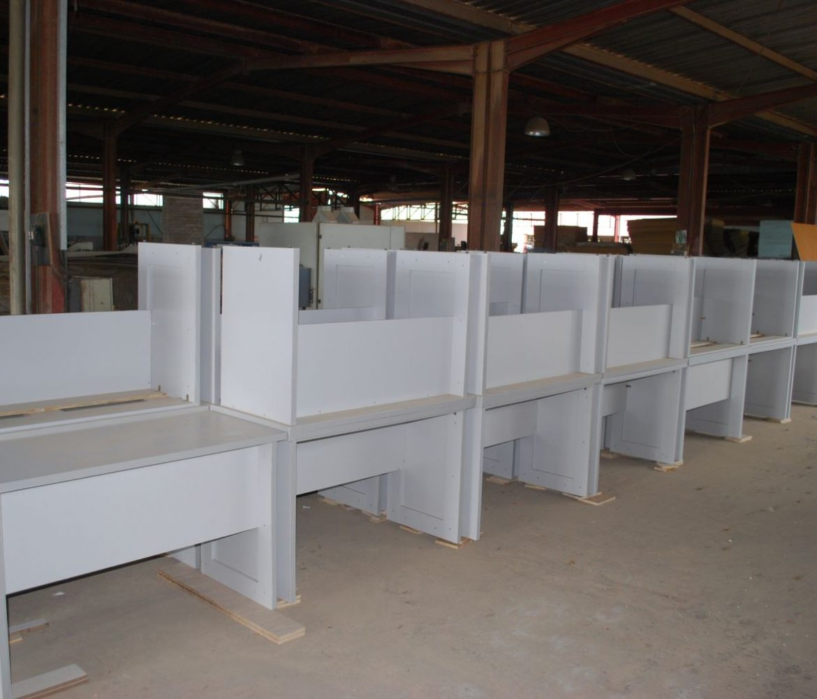 SCHOOL TABLES, BEDS AND FURNITURE